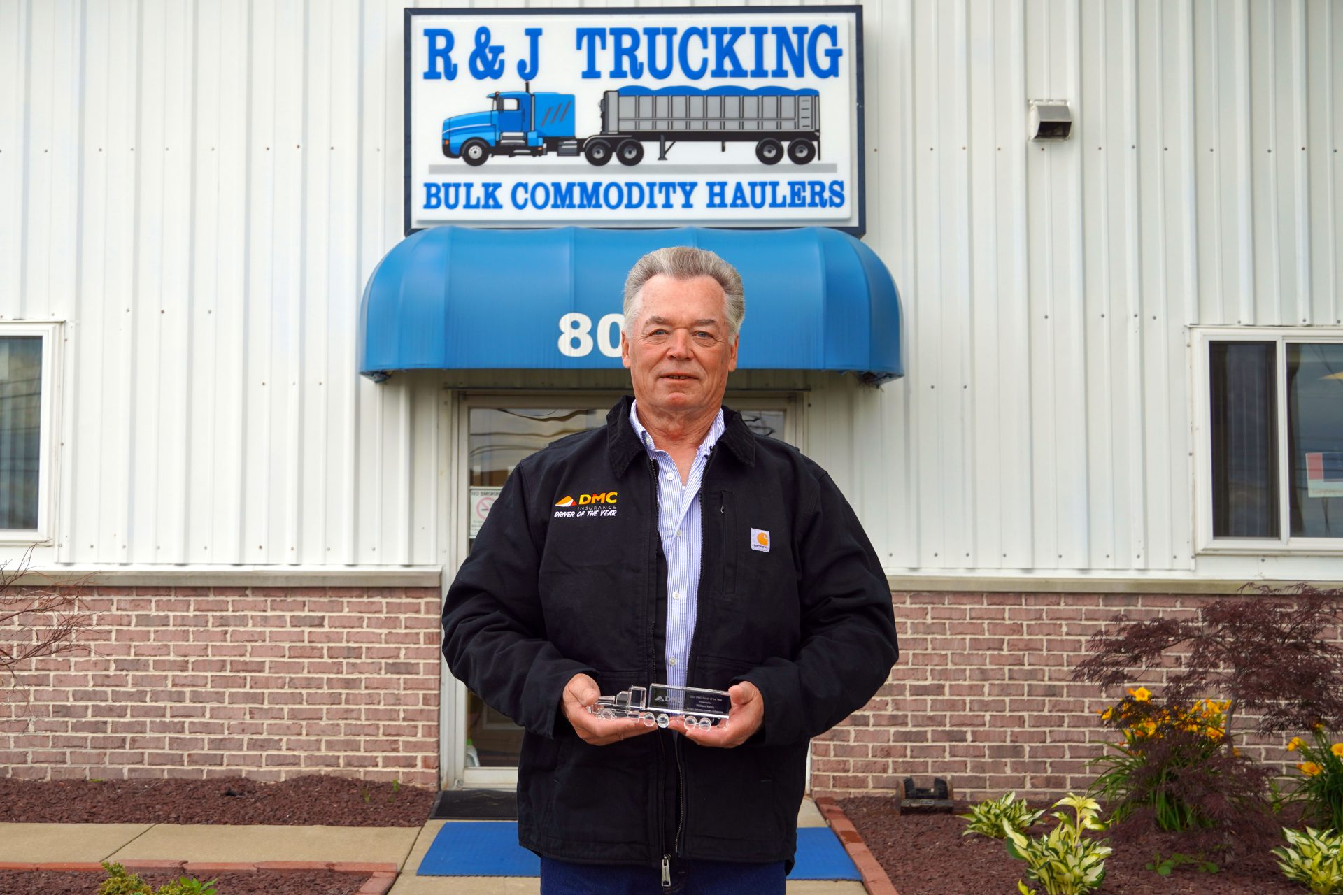 Bill Kerry DMC Driver of the Year